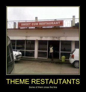 THEME RESTAUTANTS