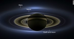 Pics from Cassini mission to Saturn...
