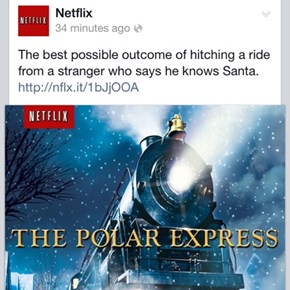 Oh Netflix, You Know How the Internet Thinks