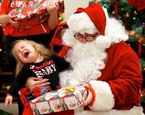 Santa Shouldn't Have Quit His Day Job