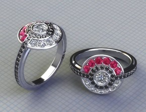 Choosing That Special, Shiny Spouse With These Rings