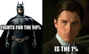 Batman Is All About Personal Responsibility