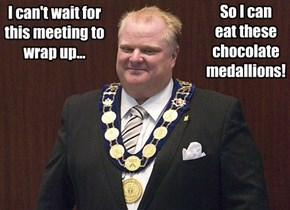 Rob Ford, U So Funny