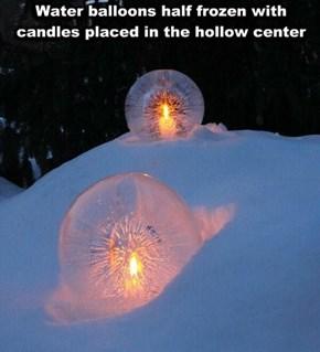 It's Like Jack-o-Lanterns for Christmas!