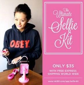 DIY Selfie-Kit...