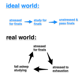 Studying in an Ideal Move
