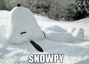 A Very Snowpy Christmas