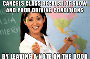 One of the Worst Things a Professor Can Do