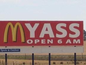 Yass, Australia Needs a Burger King