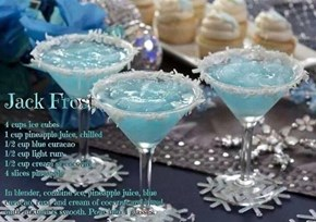 A Drink for a Frosty Day