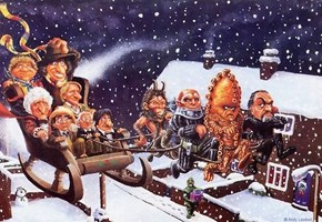 Classic Who Christmas