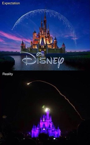 Disney is Not So Magical in Real Life