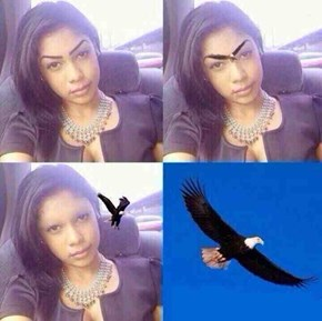 Freedom Level: Eyebrow
