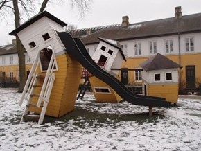This Playground is Drunk
