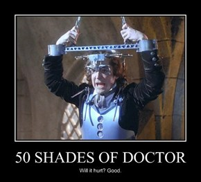 50 SHADES OF DOCTOR