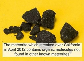 One Rare Meteorite