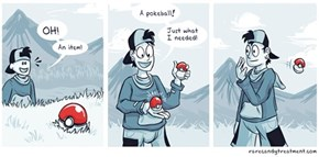 Yo Dawg I Heard You Like Pokéballs