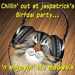 Hav a great birfdai, jaspatrick!