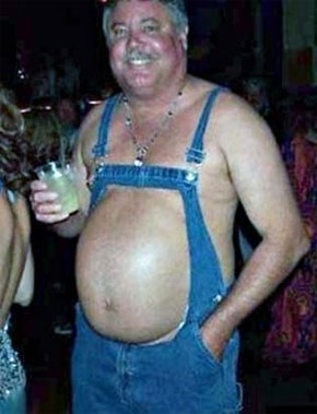 Redneck Overalls (well, not alls...)