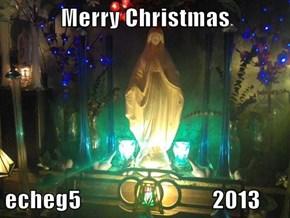 Merry Christmas  echeg5                            2013