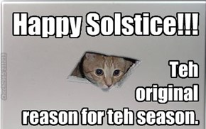 Happy Solstice!!!