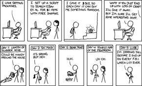XKCD: Packages