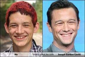 Me Totally Looks Like Joseph Gordon-Levitt