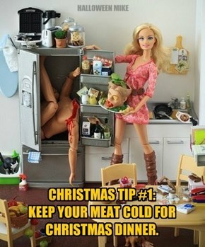 Barbies Christmas Food Tip #1