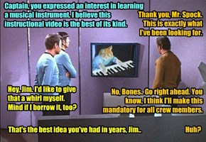 Many trekkies are unaware of what really led to the mutiny of the Red Shirts..
