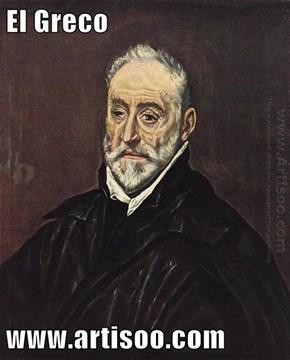 El Greco  www.artisoo.com