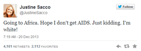 5 Things You Need to Know About Justine Sacco's Twitter Fail