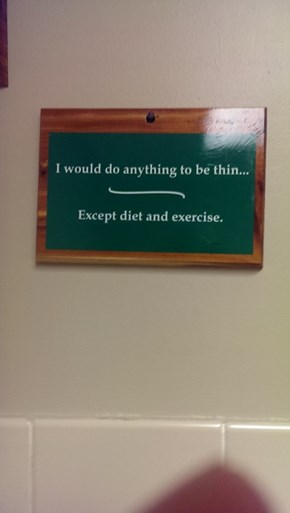The Doctor's Office Understands...