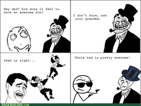 Trolled and Re-Trolled