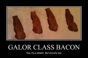 GALOR CLASS BACON