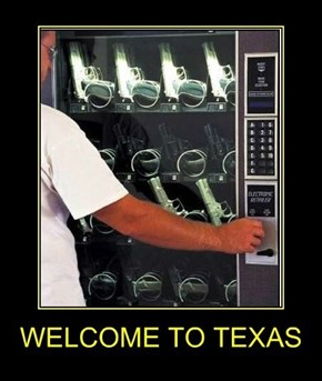 Hooray for Texas