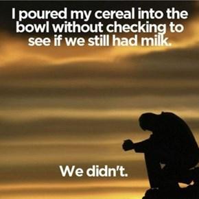 It's a Constant Struggle