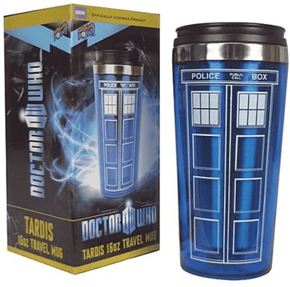 How Much Coffee Can the TARDIS Hold?
