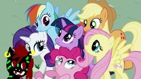 Let's play find the OC Everypony.