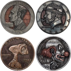 The Sweet Art of the Hobo Nickel