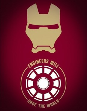 Iron Man Is Just an Advertisement for Engineers
