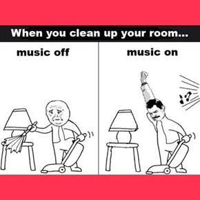 Disco Cleaning