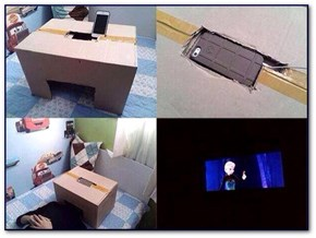 DIY Disney Theater