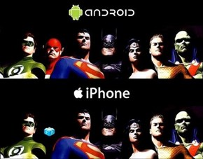 One Superhero Will Never Show Up on Apple Devices
