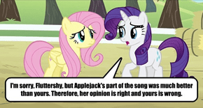 How Arguments are Resolved in Equestria