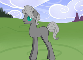 Patrick the Apatosaurus pony (aaaaaaand that's the last of the dino ponies. (FOR NOW... *evil laugh* XD))
