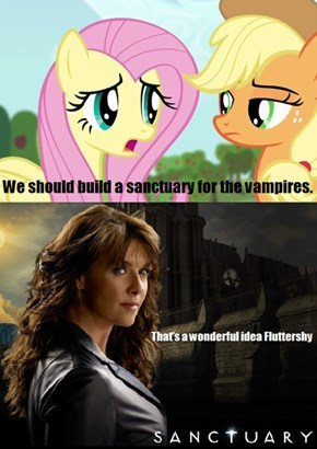 Fluttershy's Sancturary