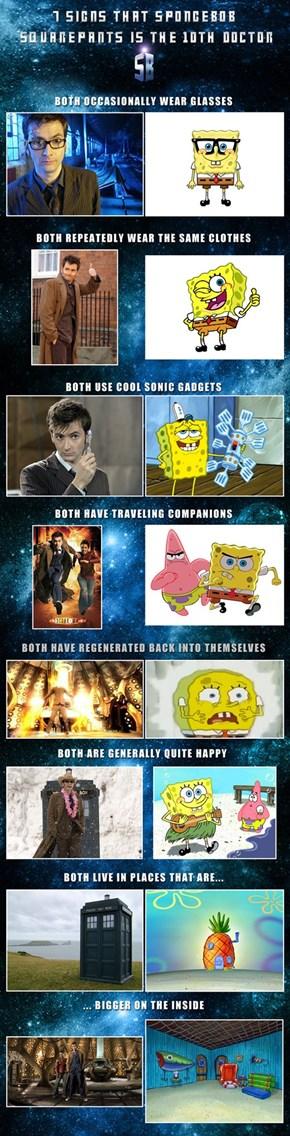 SpongeBob SquareDoctor