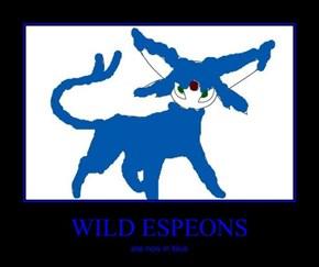 WILD ESPEONS
