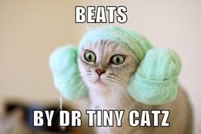 BEATS  BY DR TINY CATZ