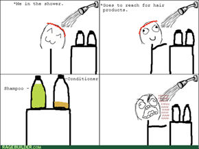 Shower Problems